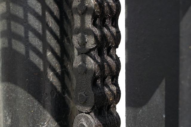 řetěz od oleje