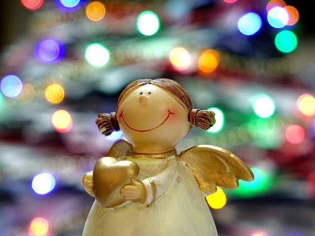 Vánoční andělíček