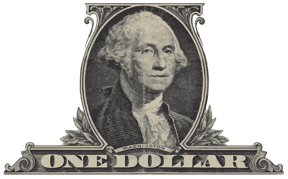 jeden dolar
